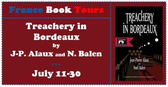 Treachery in Bordeaux Banner