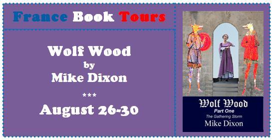 Wolf Wood Banner