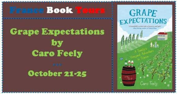 Grape Expectations Banner