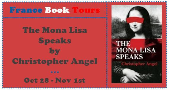 The Mona Lisa Speaks Banner