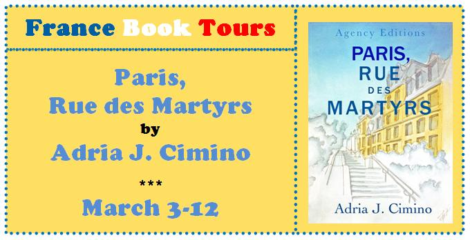 Adria j cimino on tour paris rue des martyrs france for Miroir rue des martyrs
