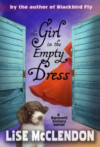 Girl in the empty dress cover