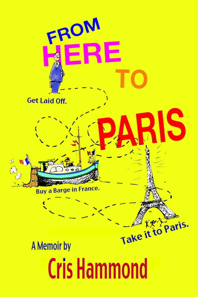 Cris Hammond on Tour: From Here To Paris (2/3)