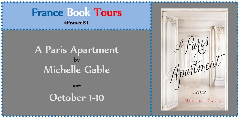 Michelle Gable on Tour: A Paris Apartment (1/3)