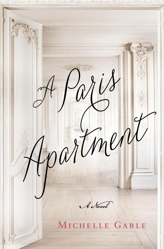 A Paris Apartment: giveaway winner (2/3)