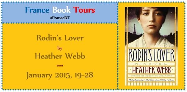 Rodin's Lover banner