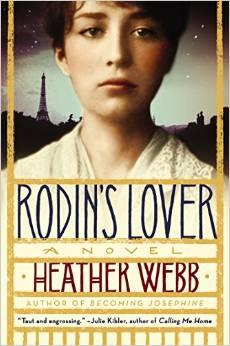 Rodin's Lover cover