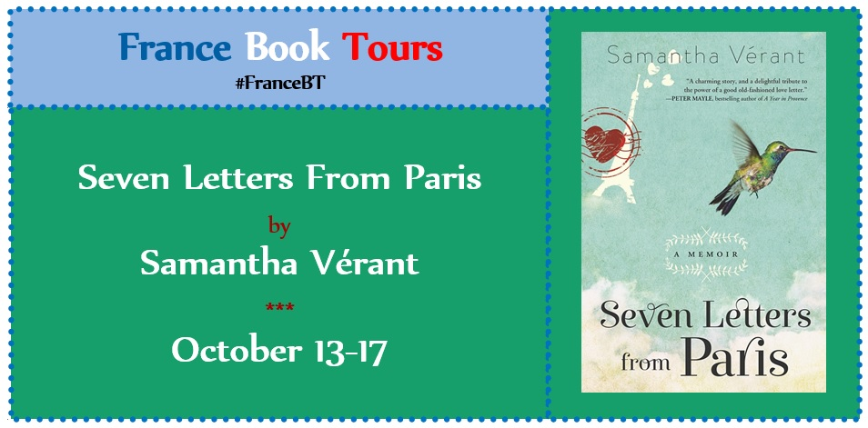 Samantha Vérant on Tour: Seven Letters From Paris (1/4)