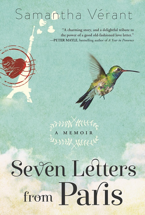 Samantha Vérant on Tour: Seven Letters From Paris (3/4)
