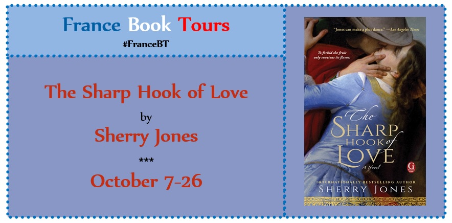 Sherry Jones on Tour: The Sharp Hook of Love (1/3)