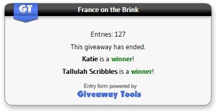 winner of France on the Brink