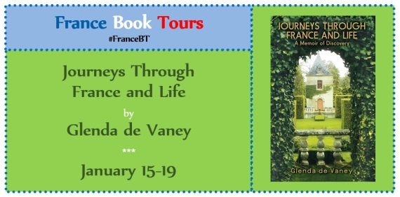 Journeys Through France and Life banner
