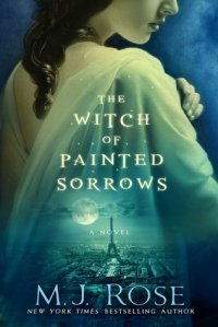 The Witch of Painted Sorrows cover
