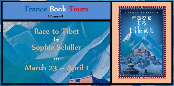 Race to Tibet banner