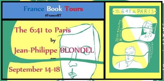 French Village Diaries book review The 6:41 to Paris Jean-Philippe Blondel
