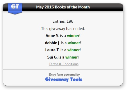 May winners