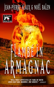 flambe in armagnac cover