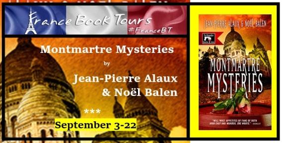 Montmartre Mysteries banner