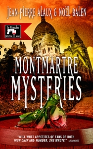 Montmartre Mysteries cover