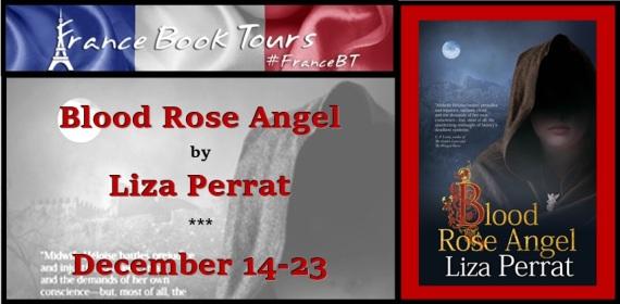 Blood Rose Angel Banner
