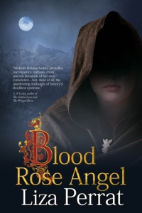 Blood Rose Angel by Liza Perrat