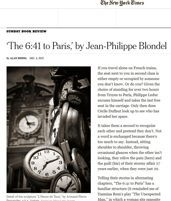 The 6-41 in New York Times