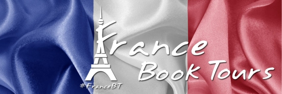 France Book Tour Banner