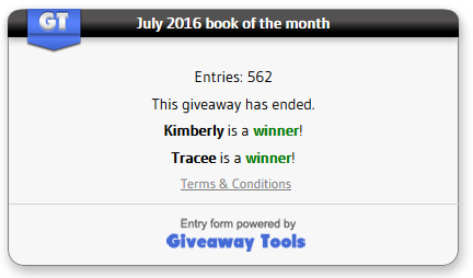 July winners
