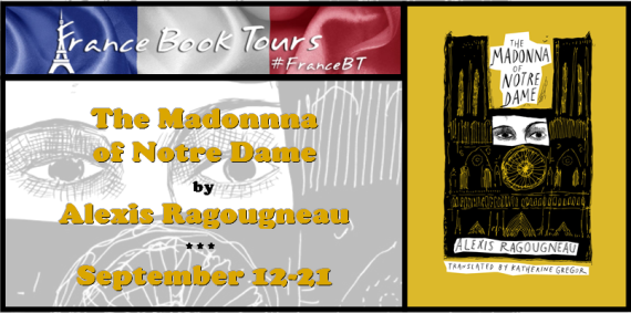 The Madonna of Notre Dame Banner
