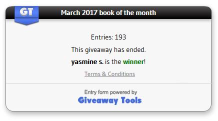 March winner