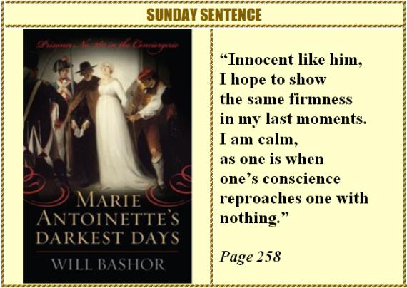 Marie Antoinette's SSentence