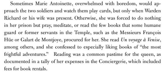 Marie Antoinette's TeaserTuesday