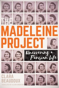 Madeleine Project-Cover