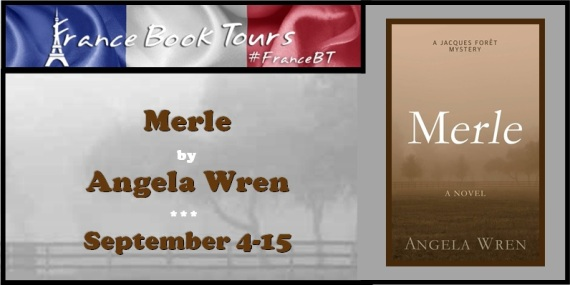 French Village Diaries book review Merle by Angela Wren France Book Tours