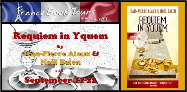 Requiem in Yquem banner