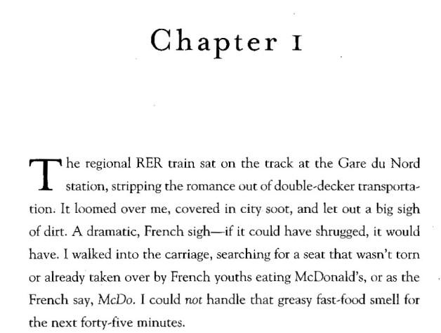 Book Beg Bonjour Kale