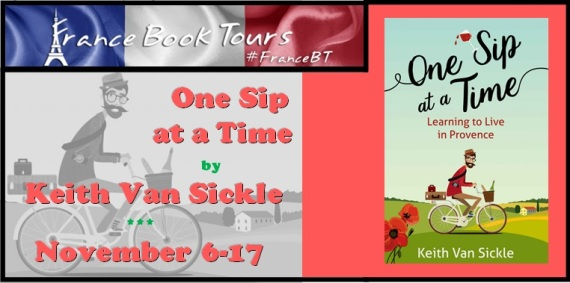 One Sip at a Time Banner