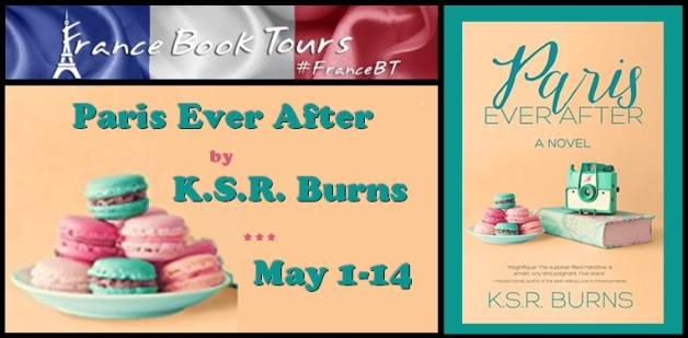 Paris Ever After banner
