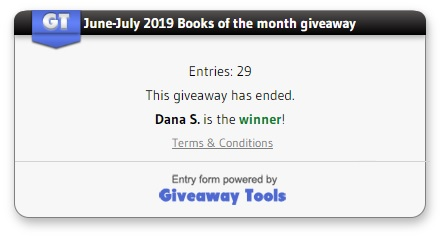 JUne-July giveaway