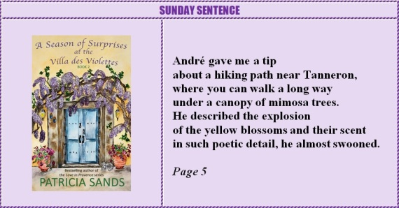 Sunday sentence A Season of Surprises