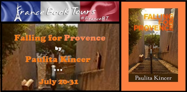 Falling for Provence Banner