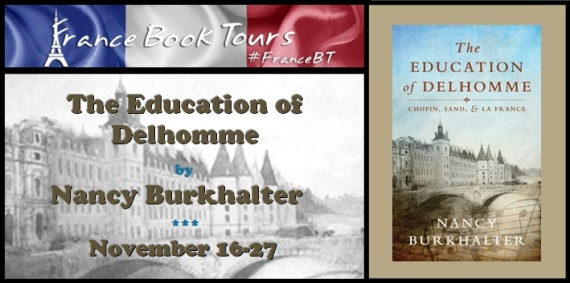 The Education of Delhomme banner