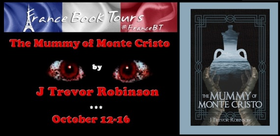 The Mummy of Monte Cristo - banner