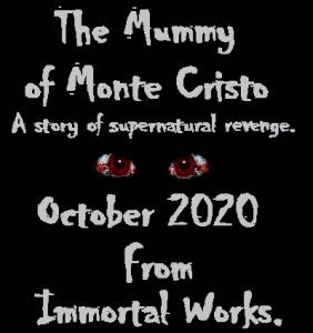 The Mummy of Monte Cristo - temp