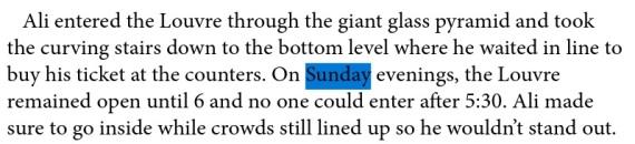 Sunday Sentence Falling For Provence