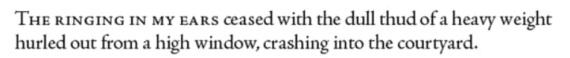 Loving Modigliani 1st line
