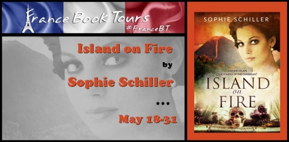 Island on Fire Banner
