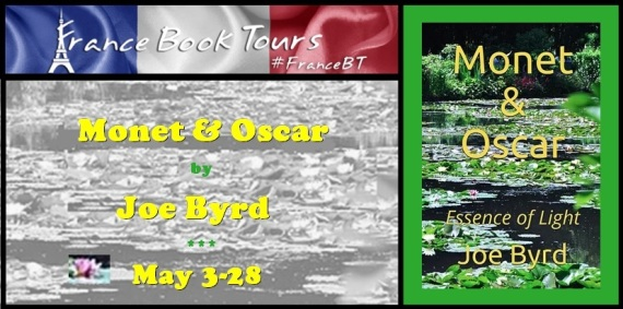 Monet and Oscar Banner