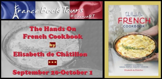 The Hands On French Cookbook Banner