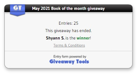 May book of the month winner